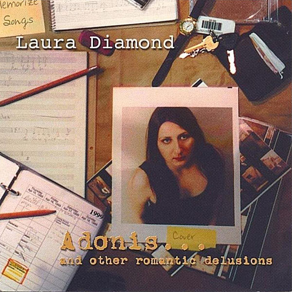 Laura Diamond - Adonis... and other romantic delusions cd cover