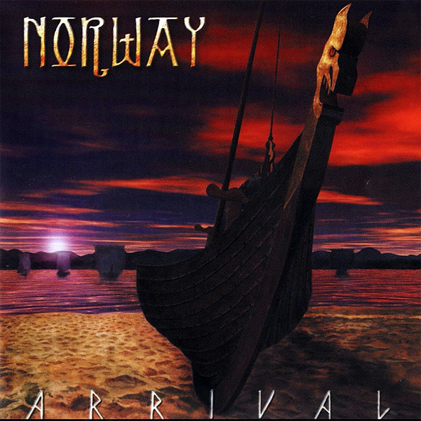 Norway - Arrival cd cover
