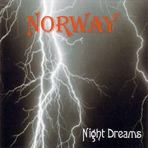 Norway - Night Dreams cd cover